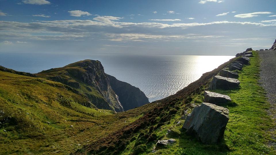 Picturesque Bundoran, Donegal.