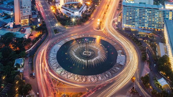 Hotel Indonesia Roundabout