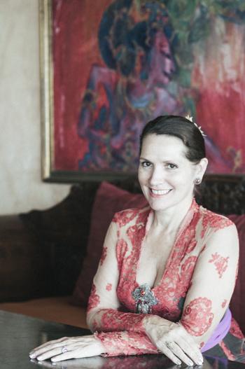 Festival founder Janet De Neefe.