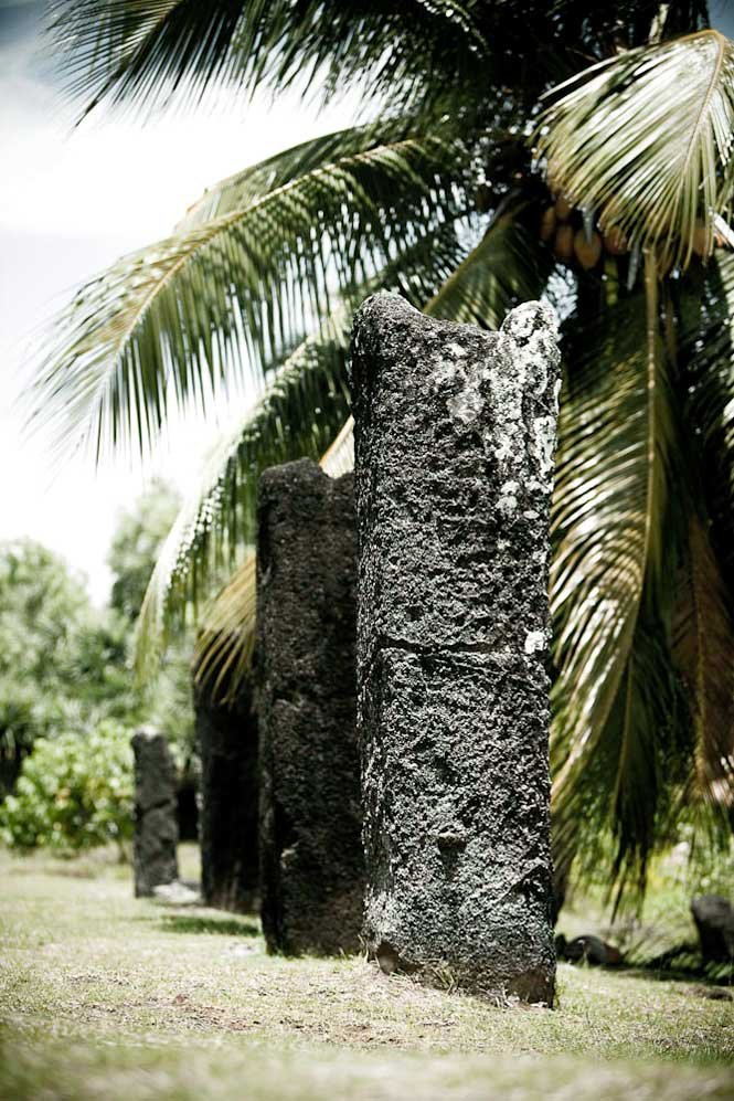 Ngarchelong Monoliths.