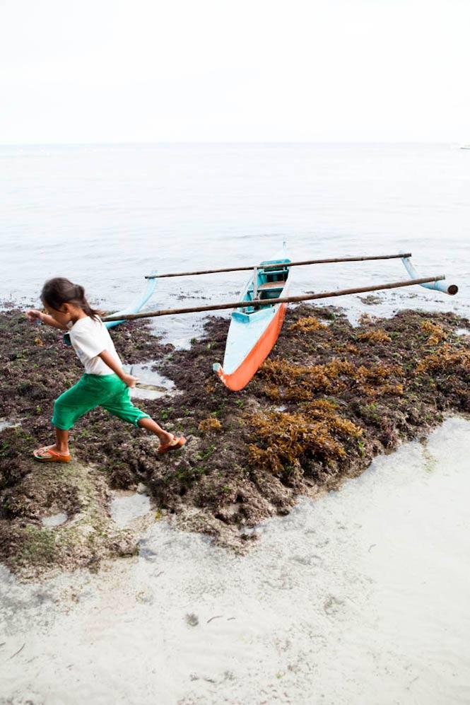Playtime on Panglao Island.