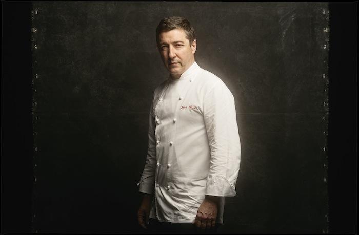 Chef Joan Roca i Fontané.