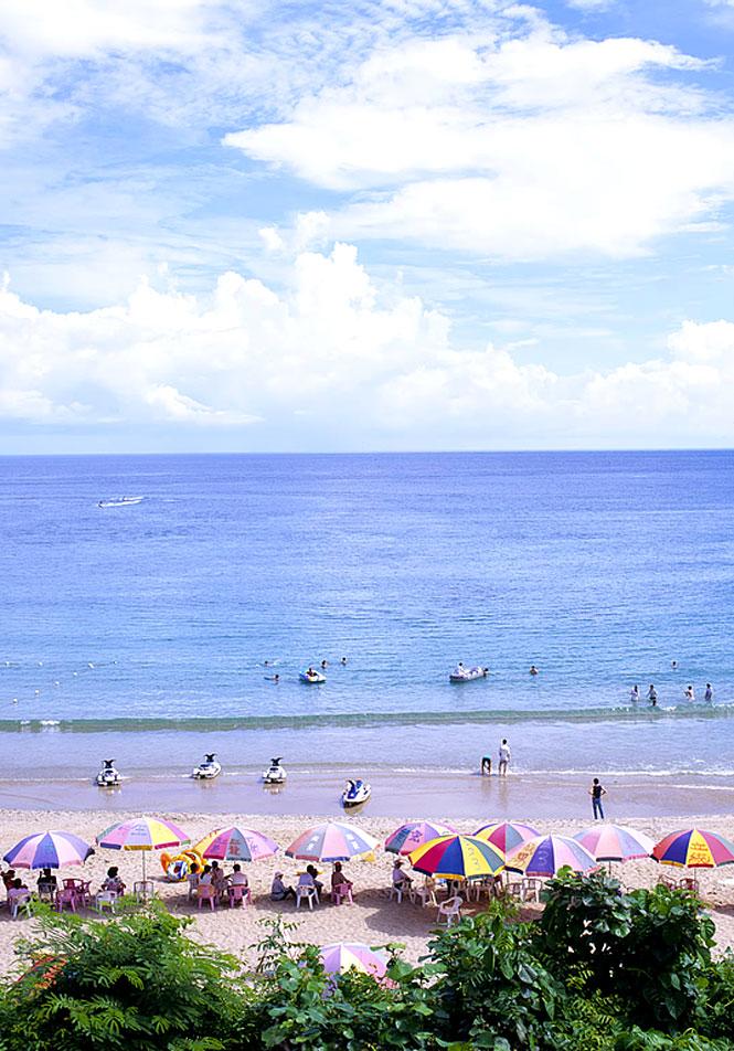 Kenting Beach, Taiwan.