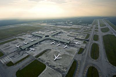 The new KLIA2 is planned to reduce traffic from budget carriers. KLIA pictured.