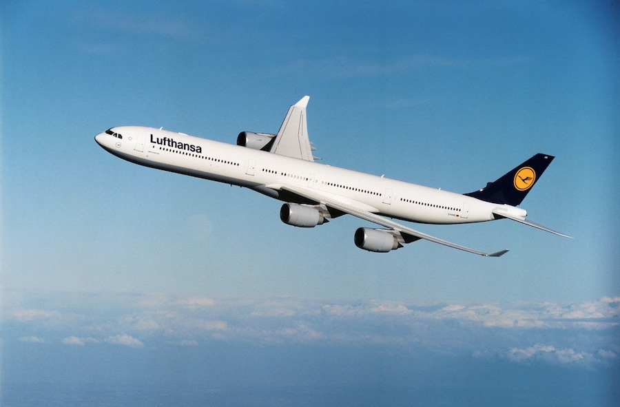 A Lufthansa Airbus A340 will fly between Kuala Lumpur and Frankfurt.