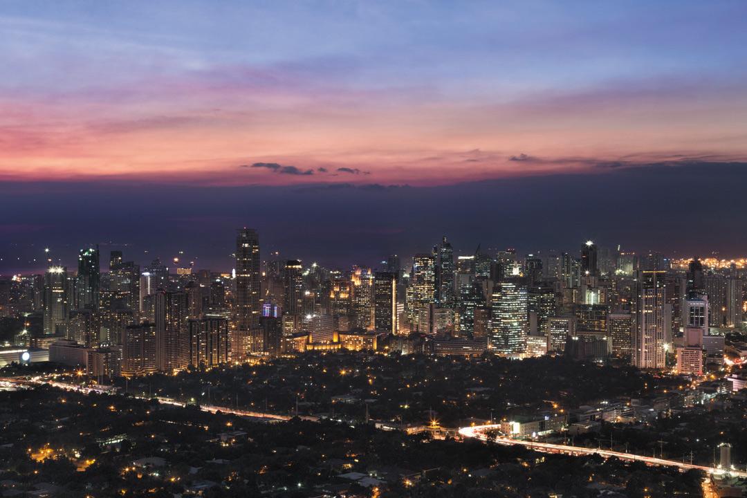 Views of Makati.