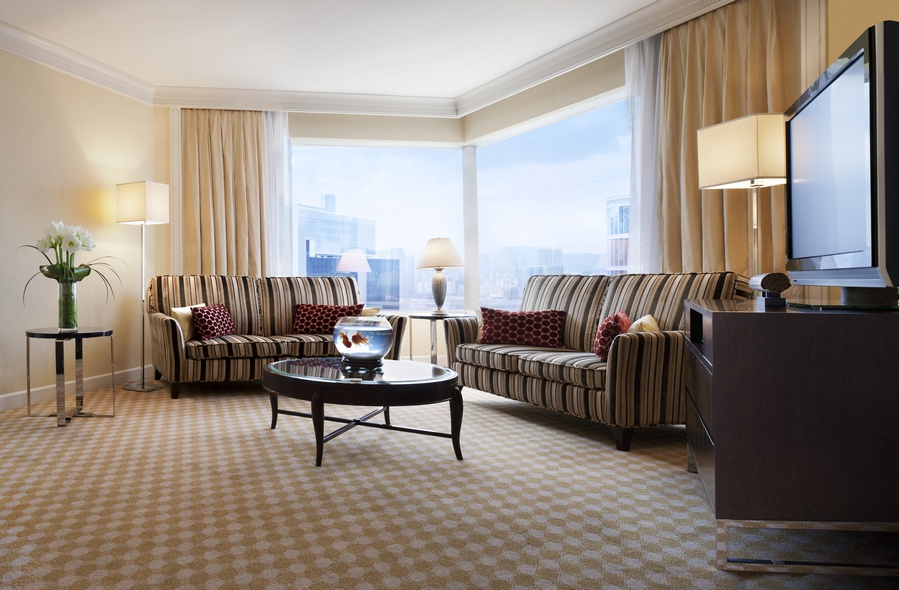 One of the Harbour View Suites.