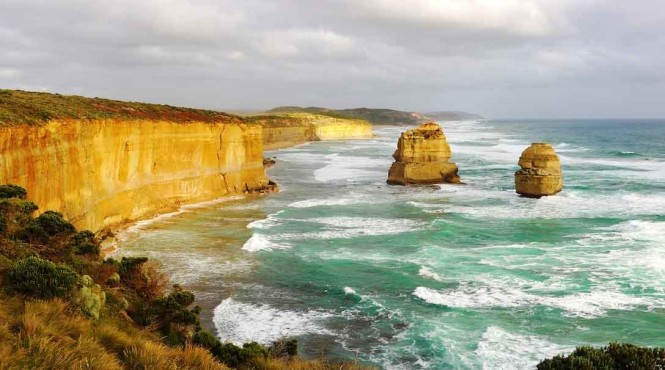 Driving down the Great Ocean Road and seeing the Twelve Apostles will become a reality for thousands of Chinese.