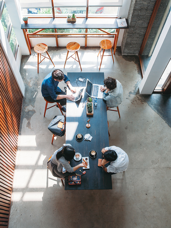 Sunday cupping sessions and industrial-chic design have made One Fifteenth on eof Jakarta's top coffee haunts.