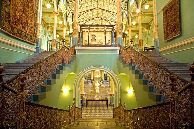Mumbai Museum.