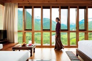 Valley View Room at Uma by Como, Punakha (Bhutan)
