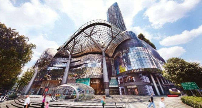 ION Orchard will host a few events related to SFF.