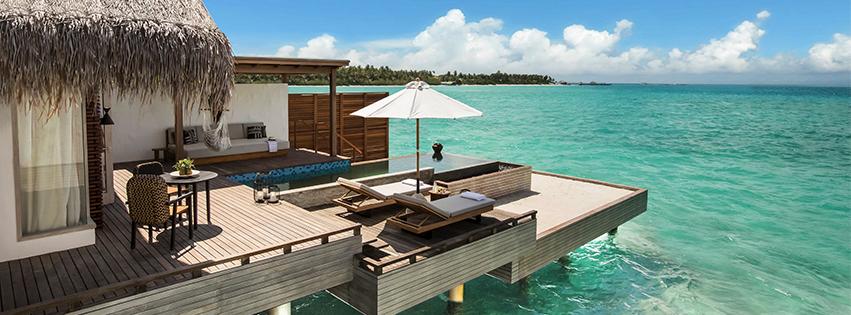 Win a three-night stay at Fairmont Maldives Sirru Fen Fushi