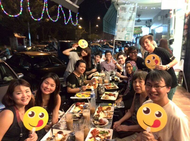 Founded in 1999, there are now communities of OpenRice fans that meet regularly.