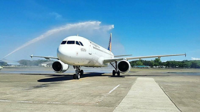Passengers aboard PAL can now enjoy free WiFI