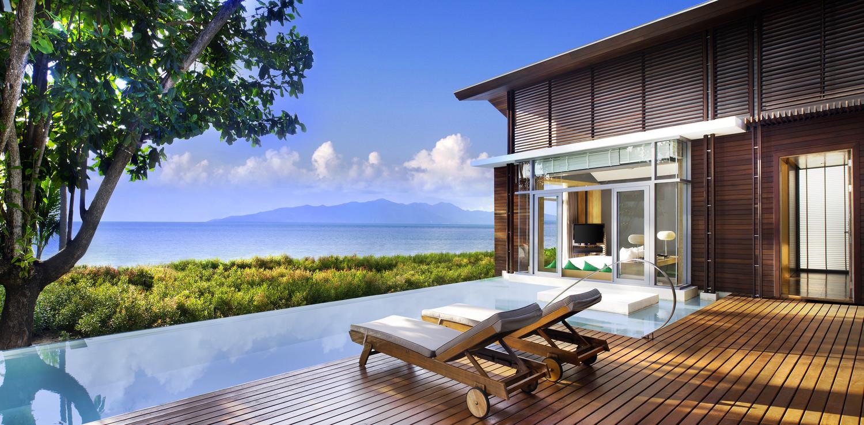 Nice Koh Samui Resorts W Retreat Patio Pool View