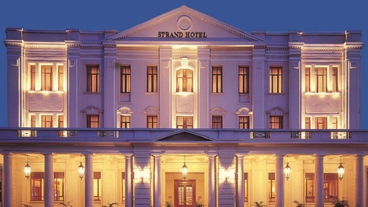 The hotel, which was once owned by the Sarkies brothers, remains one of Southeast Asia's few grand colonial hotels.