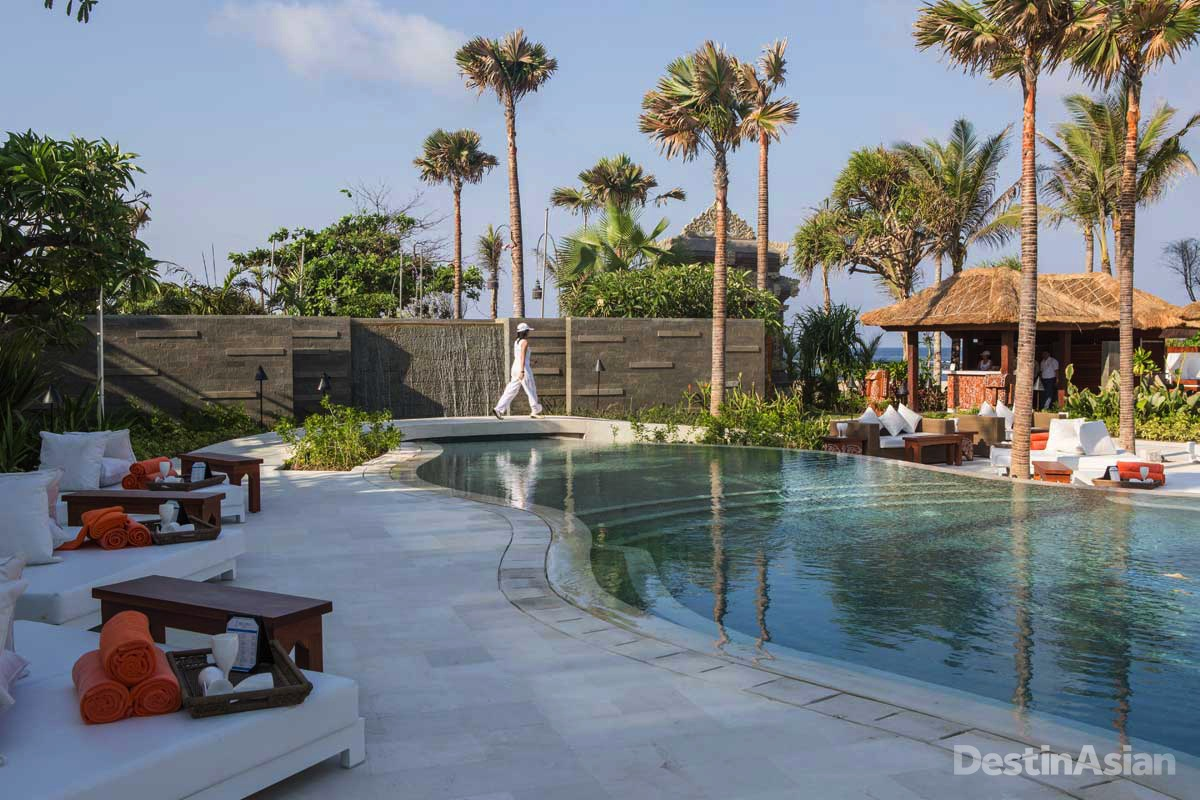 The Sofitel Bali Nusa Dua Beach Resort will host the glamorous beach club.