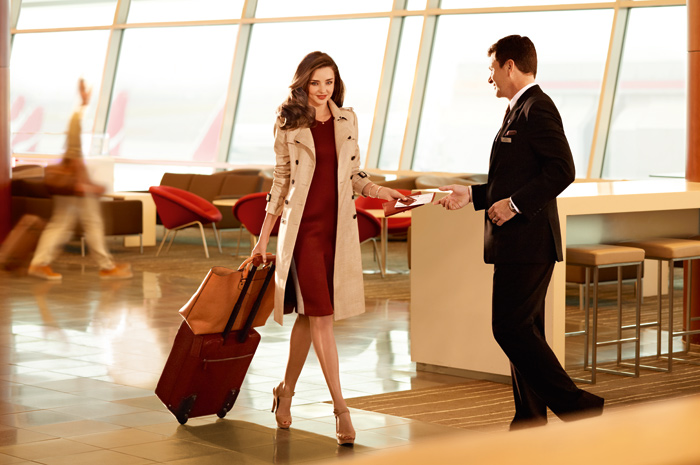 Qantas will renovate their lounge experience with the Accor group.