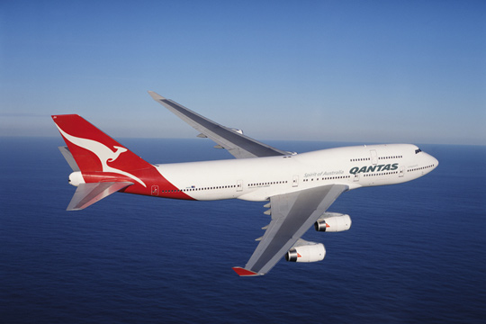 Qantas now claims the longest distance for a commercial flight.