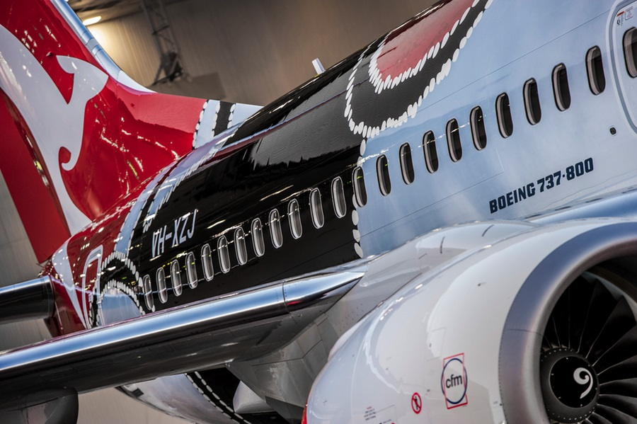 The carrier's Boeing 737 aircraft will fly the route until the end of January.