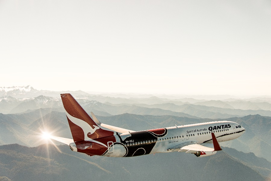 As of July 2, Qantas flies twice weekly between Sydney and Hamilton Island's Great Barrier Reef Airport.