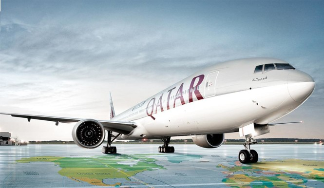 Qatar Airways. Courtesy of the airlines.
