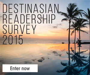 DestinAsian Readership Survey 2015