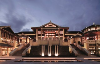 On the southern tip of Hainan Island, the Ritz offers some of the most luxury stays around.