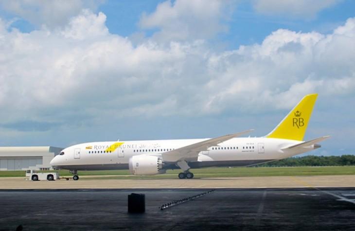 Royal Brunei Airlines' Boeing 787 Dreamliner