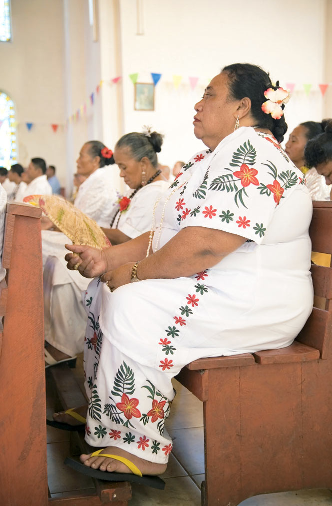 Christianity has been the predominant religion in Samoa since the 19th century.