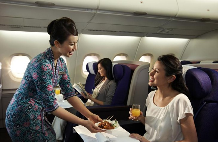 On average, Malaysia Airlines sees 47,000 passengers daily.