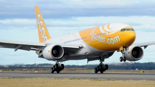Scoot Air operates a fleet of Boeing 777-200.