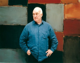 Now based in New York, Irish-born Scully is one of the most influential living artists.