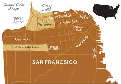 California Travel: A San Francisco State of MindDestinAsian ... on