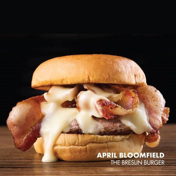 April Bloomfields's