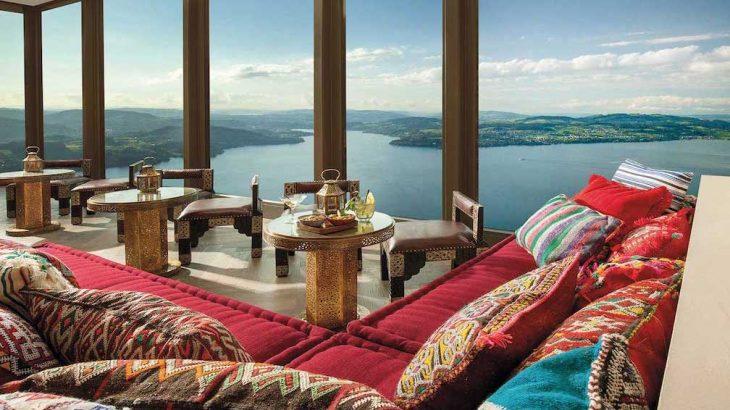 Switzerland's Bürgenstock Resort Unveils New Look