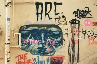 Cat Street Graffiti