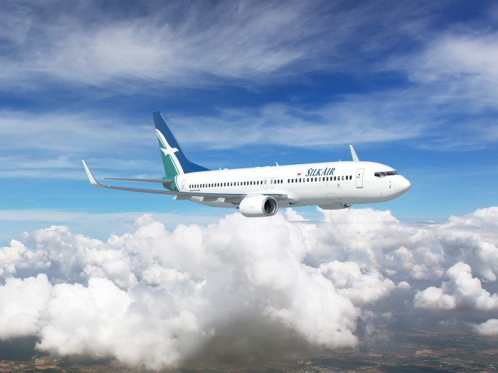 SilkAir's new Boeing 737-800 airplanes are set for delivery next month.