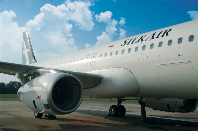 SilkAir will service the route with A320 & A319 planes.