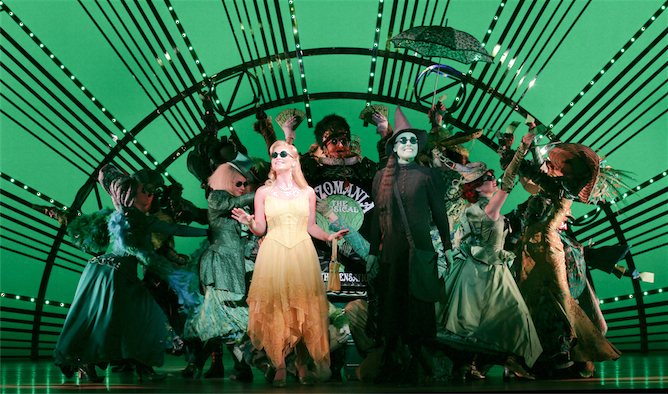 Singapore events: the musical Wicked