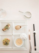 Singapore restaurants: Sky on 57 appetizers
