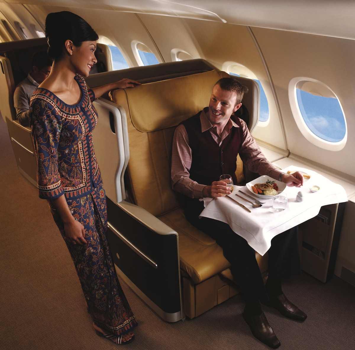 Singapore Airlines has begun serving Prelude Grands Crus by Taittinger.