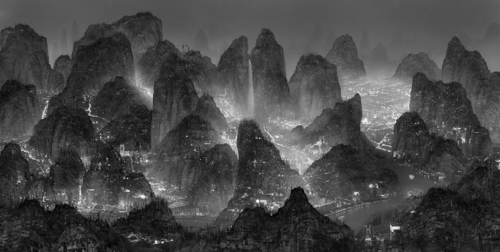 Sleepless Wonderland. Courtesy of Galerie Paris-Beijing.