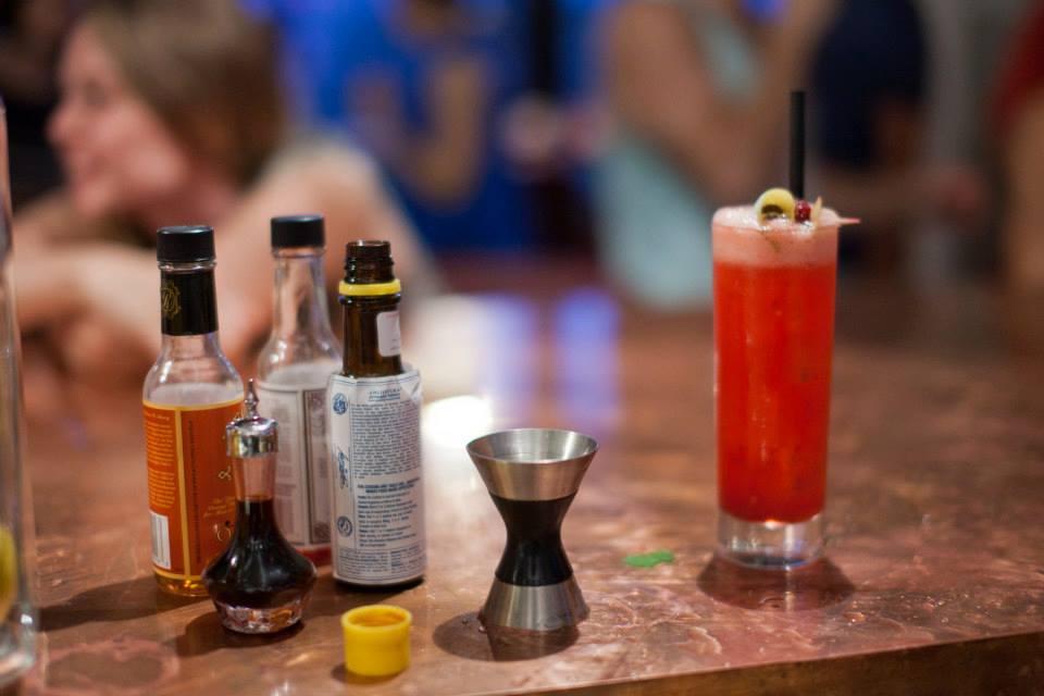 Southside Parlor serves up Dixie-tinged cocktails.