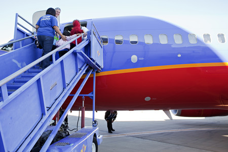 Southwest is the first airline to offer gate-to-gate wireless service.