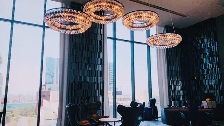 Checking In: Oakwood Premier OUE Singapore