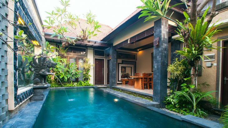 8 Gorgeous Bali Villas with Private Pools for Under US$150 Per Night
