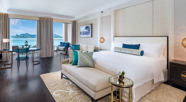 The Premier Andaman Sea Suite.