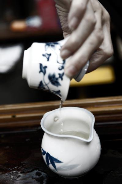 Teatime.